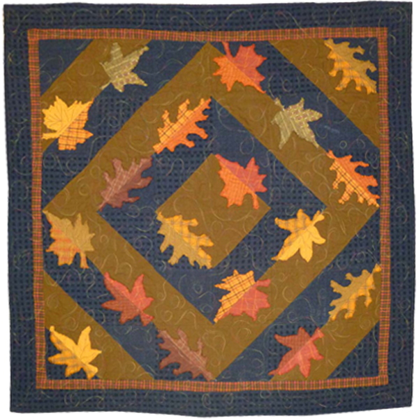 Maple Leaves Quilt