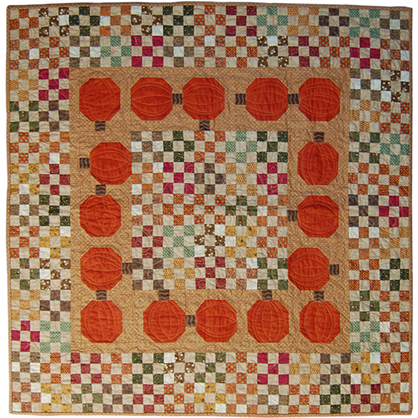 Pumpkin Pie Quilt